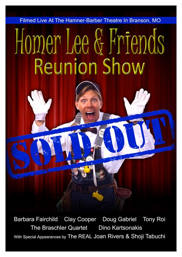 Homer Lee and Friends Reunion Show