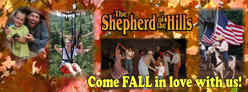 Your LAST chance to experience The Shepherd of the Hills play.