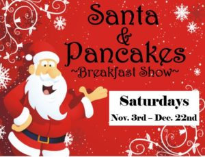 Santa and Pancakes