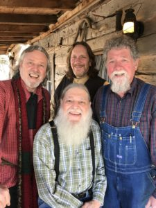 The Homestead Pickers of Silver Dollar City